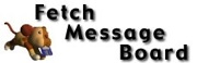 Old Fetch Message Board Header
